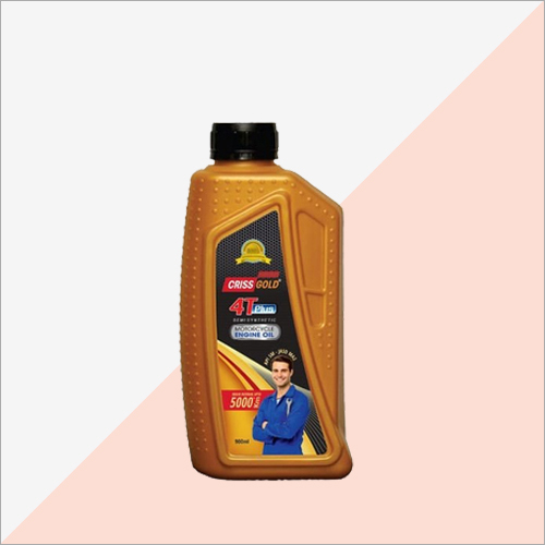 Criss Gold 4T Engine Oil