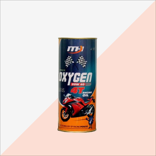 Oxygen 4T Engine Oil