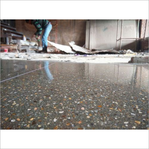 Liquid Floor Hardener Treatment Services