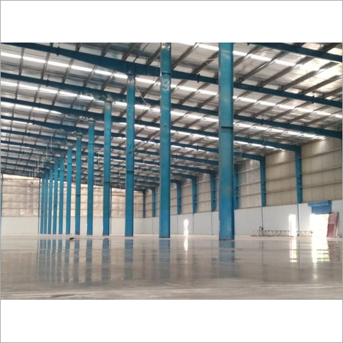 Concrete Densification Flooring Services For Warehouse