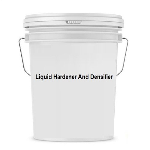 Liquid Hardener And Densifier