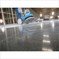 Concrete Polishing Services For Warehouse
