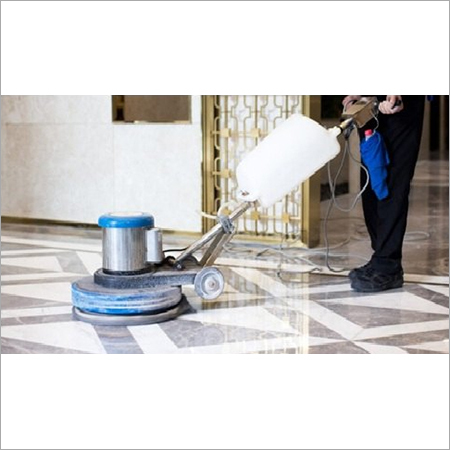 Office Floor Polishing Services