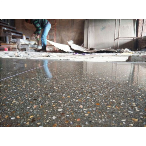 Concrete Flooring Repair Services For Office