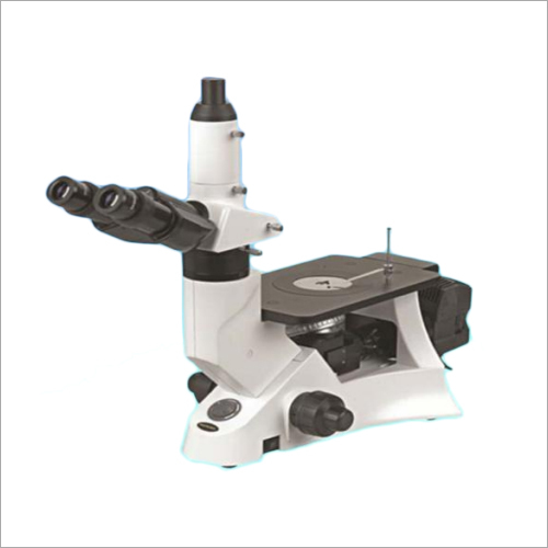 Metallurgical Microscope With Image Analysis Software