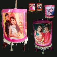 Fabric Handmade Hanging Lamp Shade