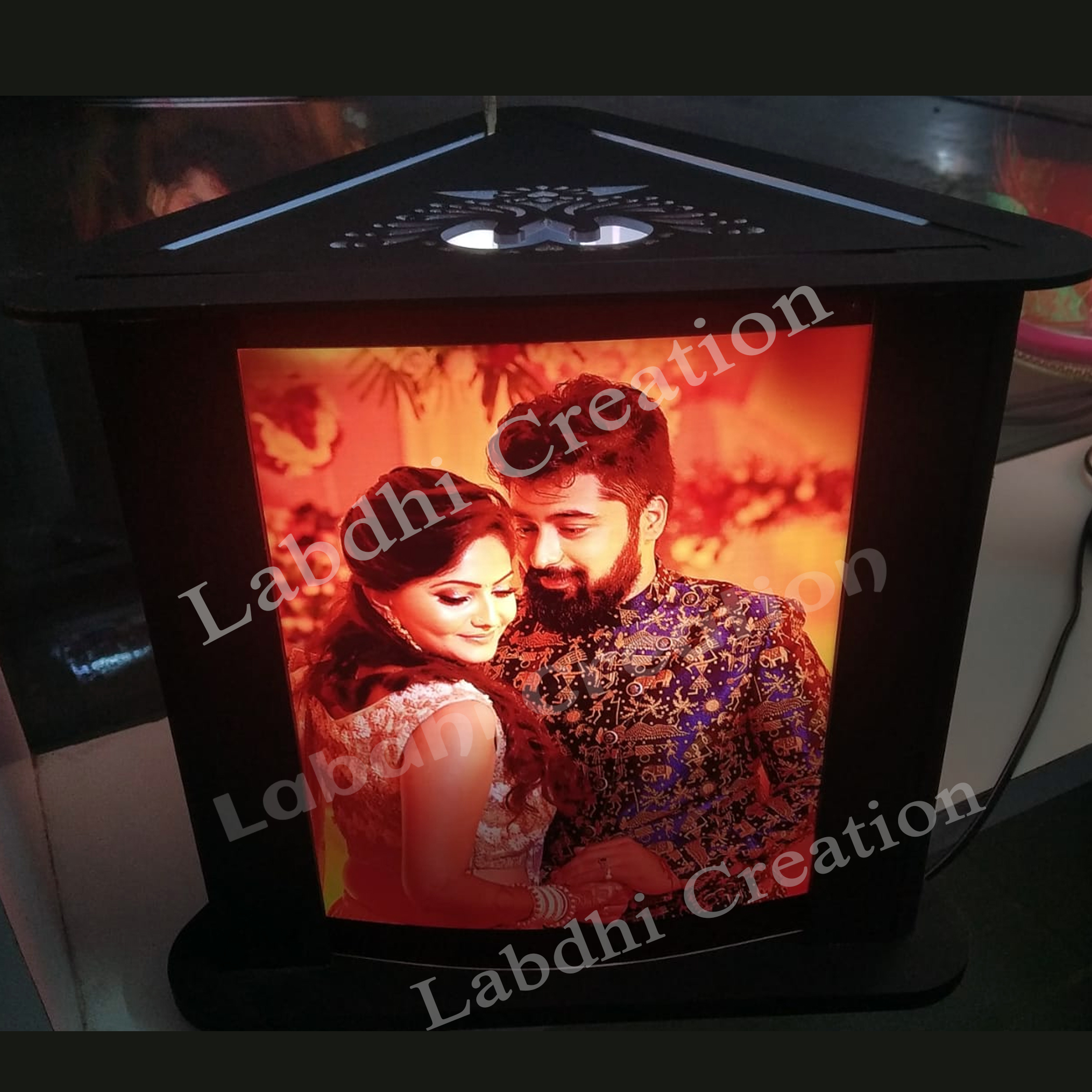 Personalized Photo Lamp