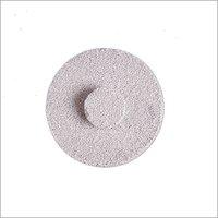 Round Alumina Ceramic Foam Filter