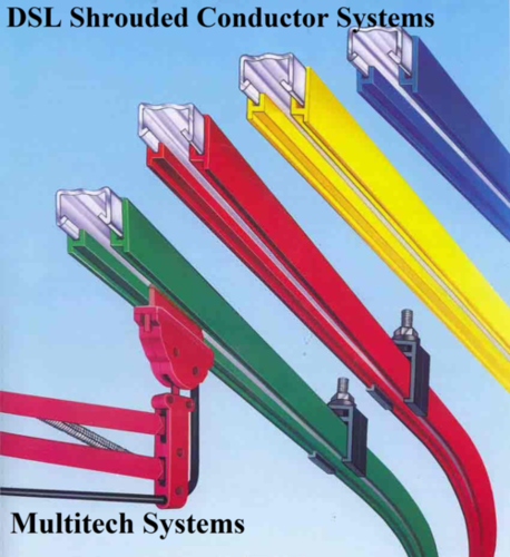 Dsl Shrouded Conductor Systems