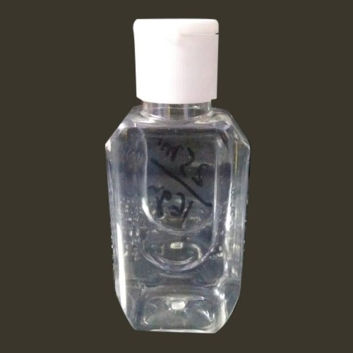 100 ml Empty Plastic Shampoo Bottle