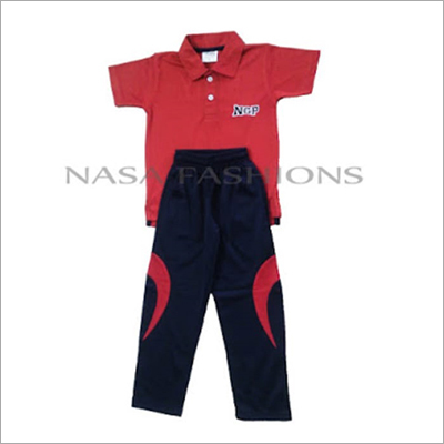 Kids Polo T Shirt With Pant