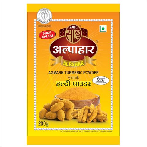 Alpahar Agmark Pure-Salem Turmeric Powder 100g