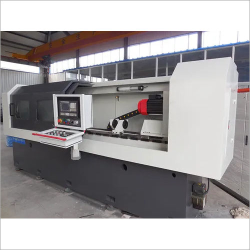 Single Spindle CNC Gun Drilling Machine