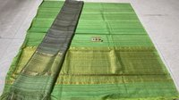 Pure Raw Silk Kurti Dupatta Set 2.5  Mtrs Each (No Bottom)
