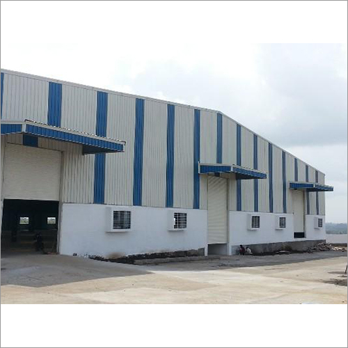 PEB Structure Shed Fabrication Services