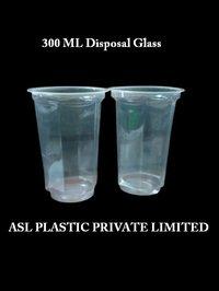 300 ML Hexa Glass