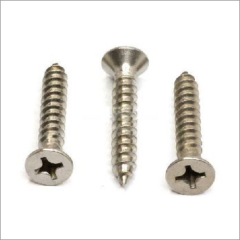Stainless Steel Threaded Screws