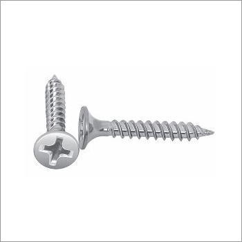 Metal Chipboard Screws
