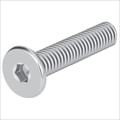 CSK Flat Head Machine Screws