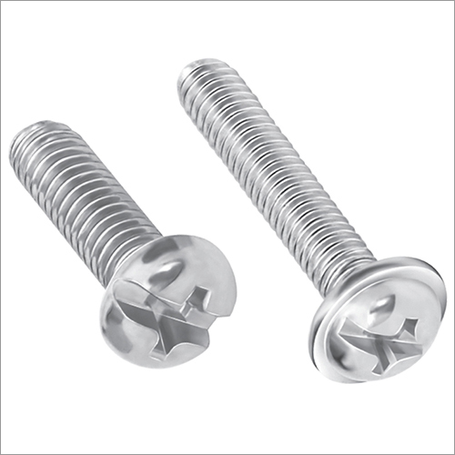 Pan Washer Head Machine Screws