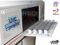 UV Baggage Disinfection Tunnel