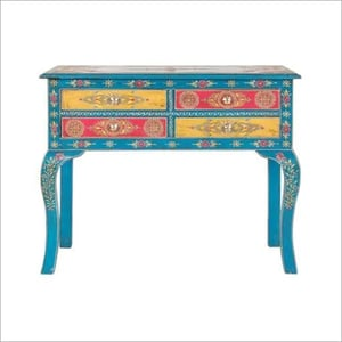 Wooden Handicraft Mango Wooden Console Table
