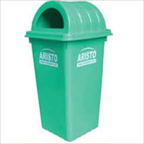 80 Liters Plastic Dome Dustbin