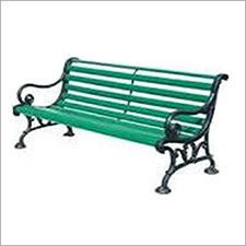 Iron And Steel Bench