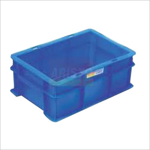 Plastic Storage Crates