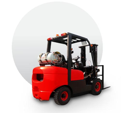 Gasoline Forklift