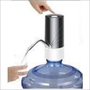 Rechargeable Water Can Dispenser