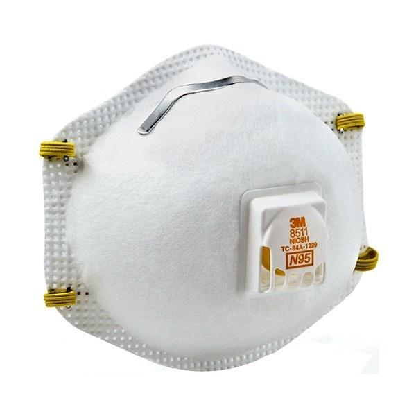 3M 8511 N95 Mask