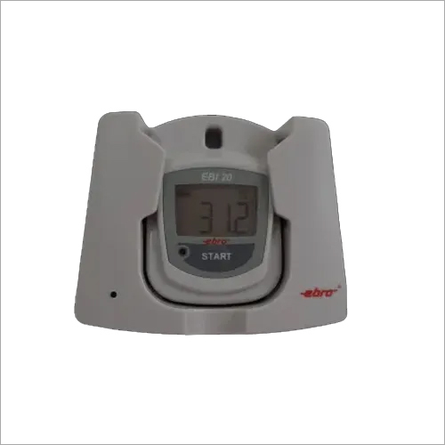 Temperature Data Logger Model No. EBI - 20T1