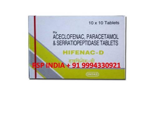 Hifenac D Tablets