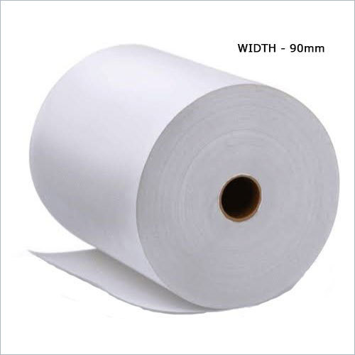 90mm Poly Coated Chromo Paper