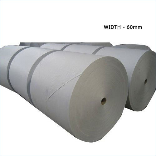 60mm Poly Coated Cup Stock Paper