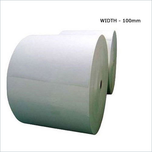 100mm LWC Poly Coated Paper