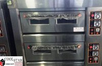 Six Tray Baking Oven