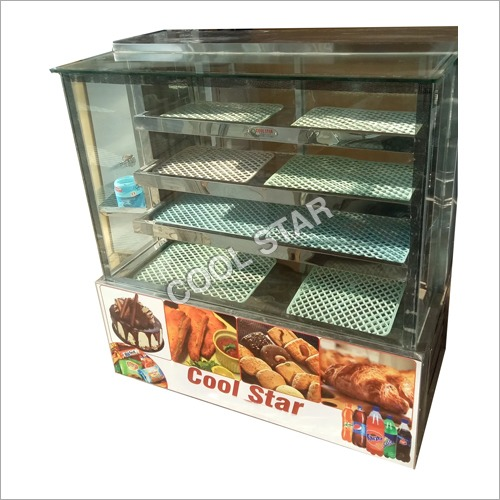 Commercial Bakery Display Counter