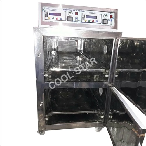 Steel Mortuary Cabinet