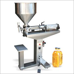 Semi Automatic Liquid or Paste Filling Machine