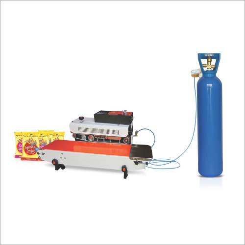 Gas Flushing Continuous Band Sealer