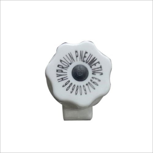 White ABS Glossy RO Water Tap