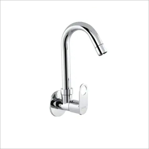 Sink Cock Swinging Spout With Flange