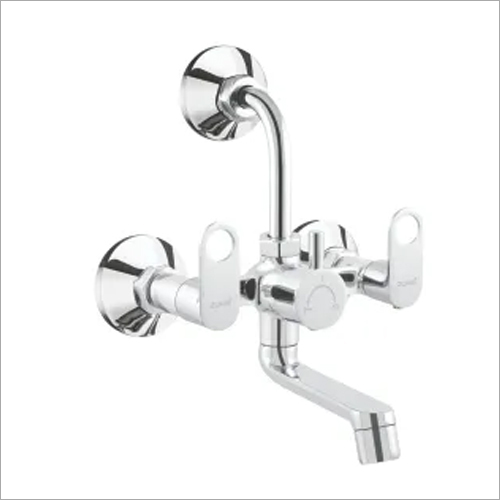 Wall Mixer Provision For Overhead Shower (L-Bend Pipe)
