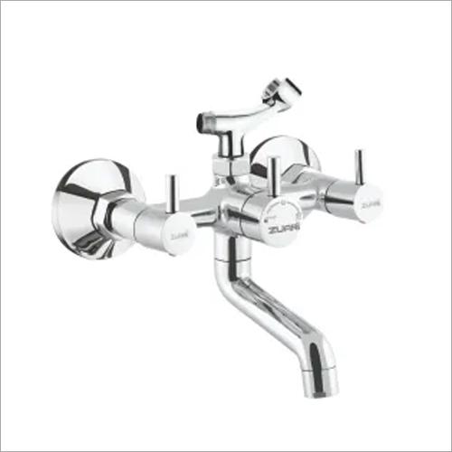 Wall Mixer Telephonic With Hand Shower Arrangement(Crunch)