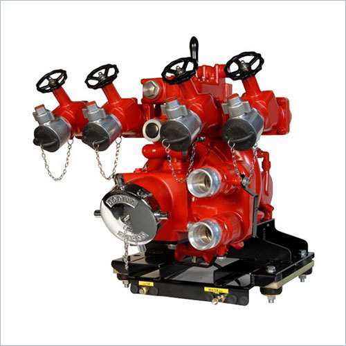 Upto 100 M High-Low Pressure Fire Pump