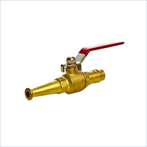 Brass Fire Hose Reel Nozzle