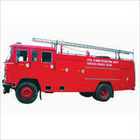 Water Tender Type B