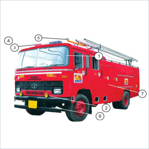 Multi Purpose Fire Tender